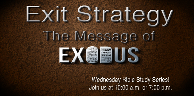 Wednesday Bible Study 2015