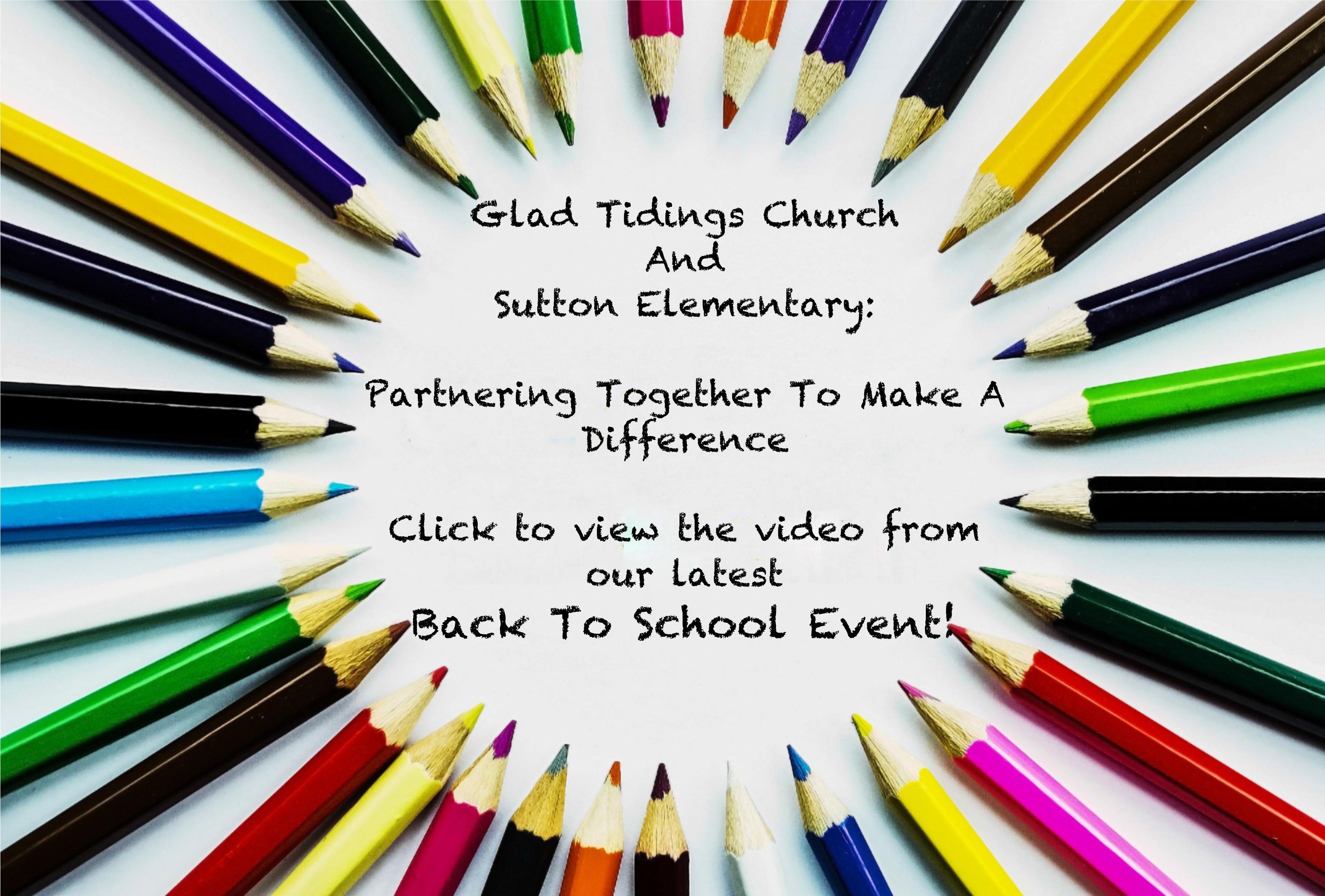 Sutton Back to School Event Video Rotator
